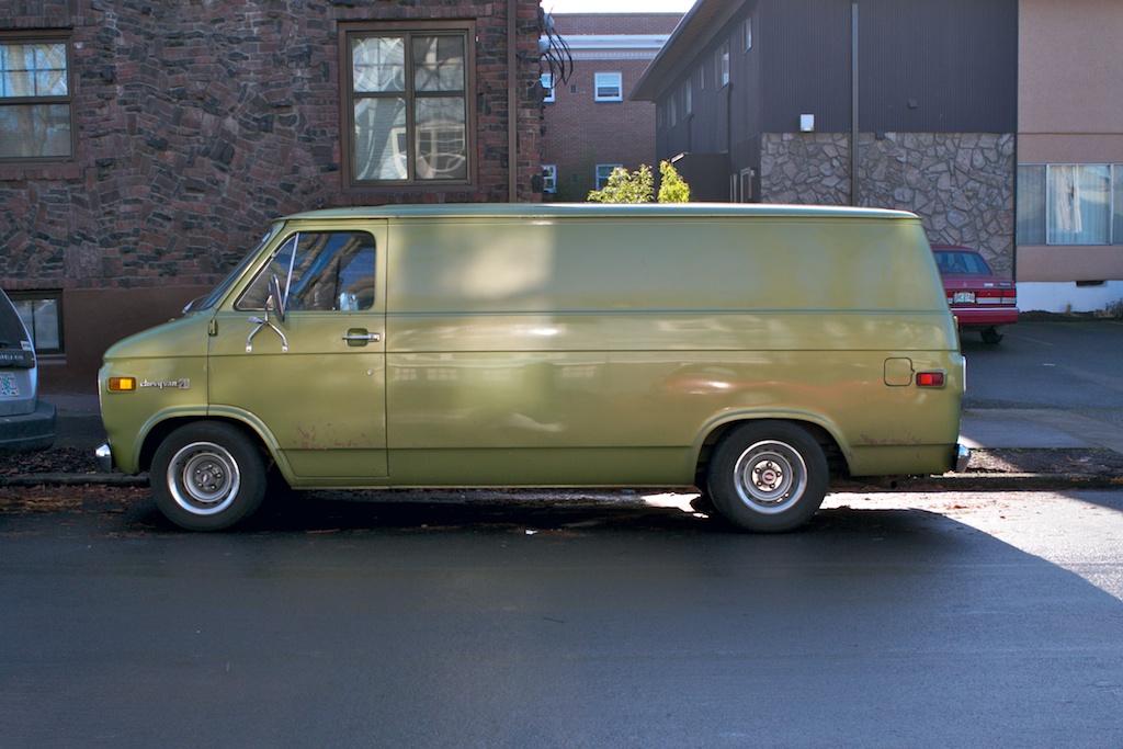 17c0f767fc THE STREET PEEP  1975 Chevrolet G20 Van