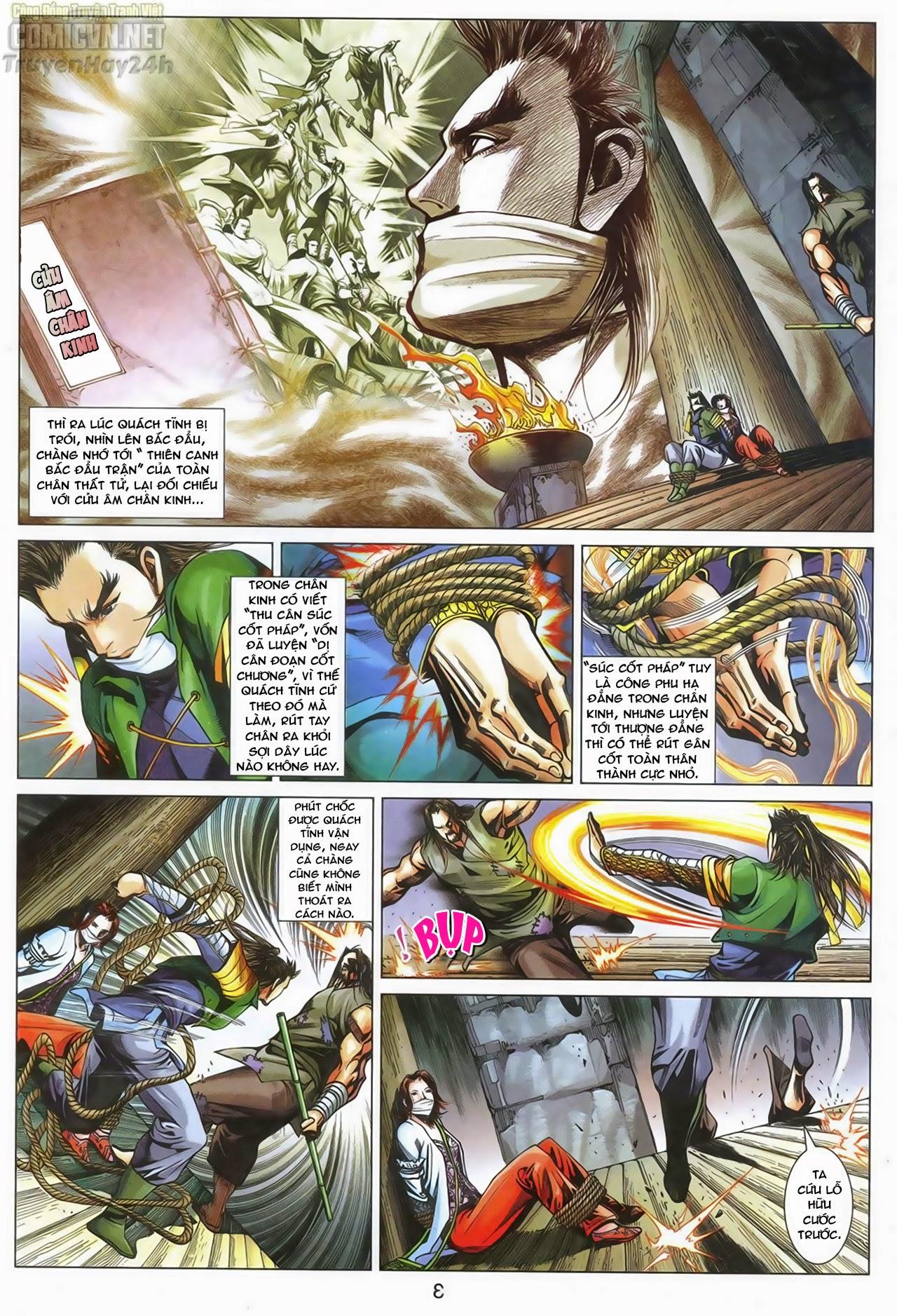 Anh Hùng Xạ Điêu anh hùng xạ đêu chap 67: quyết chiến hiên viên đài trang 4