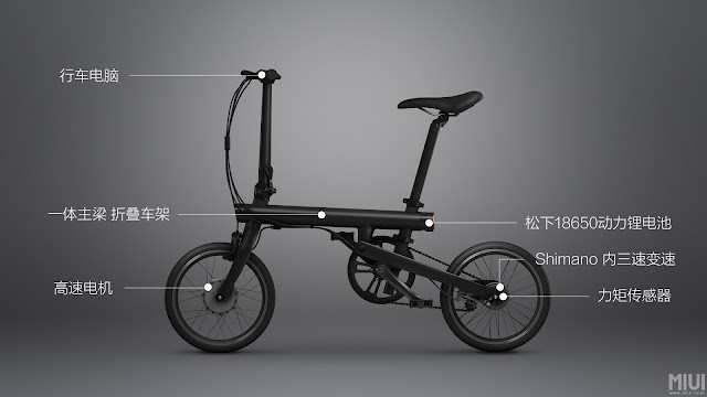 Bicicleta da Xiaomi - Preço e onde comprar