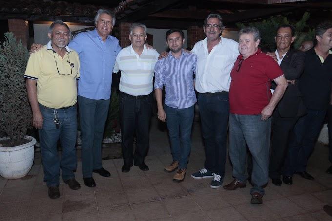 Lideranças do Entorno se unem em apoio a Caiado