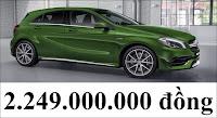 Giá xe Mercedes AMG A45 4MATIC 2018