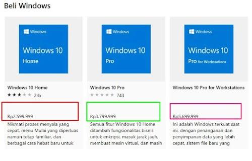 Cara Download Windows 10 ISO Langsung Dari Situs Resmi Microsoft