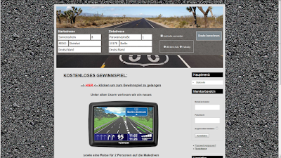 Homepage Screenshot | routenplaner-24.info | 08.09.2015
