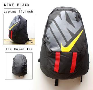 Foto Tas Merk Nike Warna Hitam Kode 03