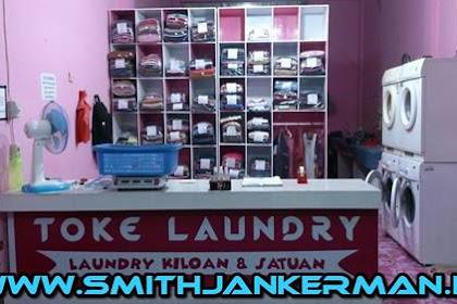 Lowongan Kerja Toke Laundry Pekanbaru Februari 2018