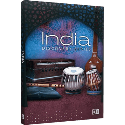 Download Native Instruments - Discovery Series India KONTAKT Library