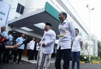 Mahfud Md Menolak Menjadi Ketua Timses Jokowi-Ma'ruf, Lalu Siapa?