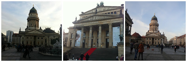 Französischer Dom, Deutscher Dom e Konzerthaus na Gendarmenmarket, Berlim