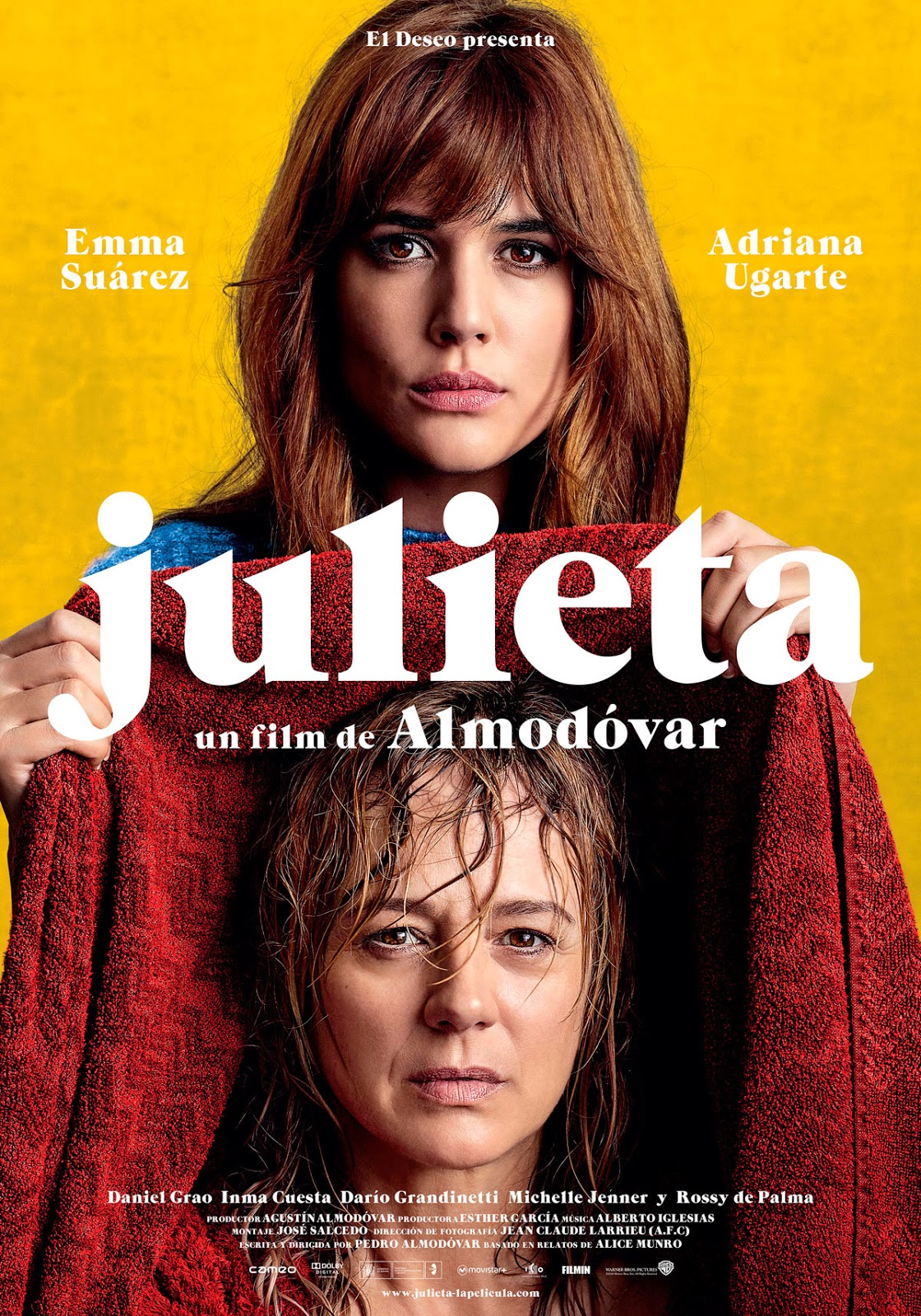 Julieta – HD 720p