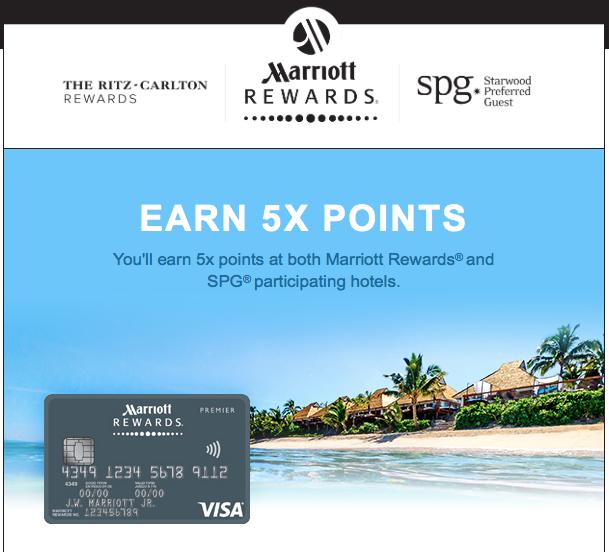 Rewards Canada: November 15 Update: Marriott/SPG Credit