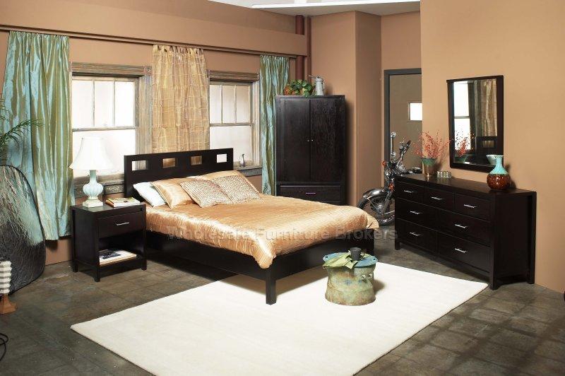 Decoraci n de cuartos dormitorios paredes cortinas for Habitaciones de adultos decoracion