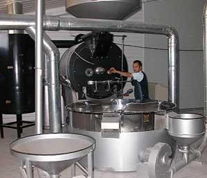 procesamiento del café