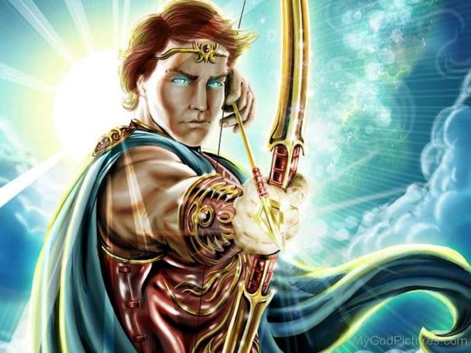 Apolo - Deus Grego da Luz, Música e Poesia