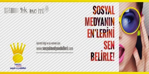 turkcell superonline, sosyal medya ödülleri, itü, oy kullanma, sosyal medya ödülleri adayları