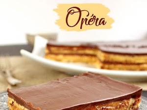Le gâteau Opéra