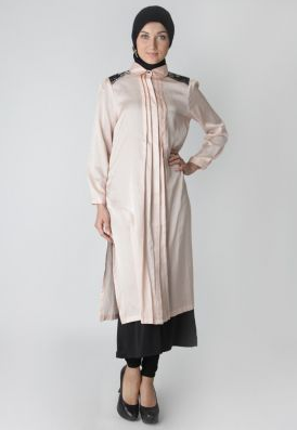 Desain Busana Muslim Ibu Hamil Terbaru