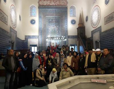 masjid umroh plus turki