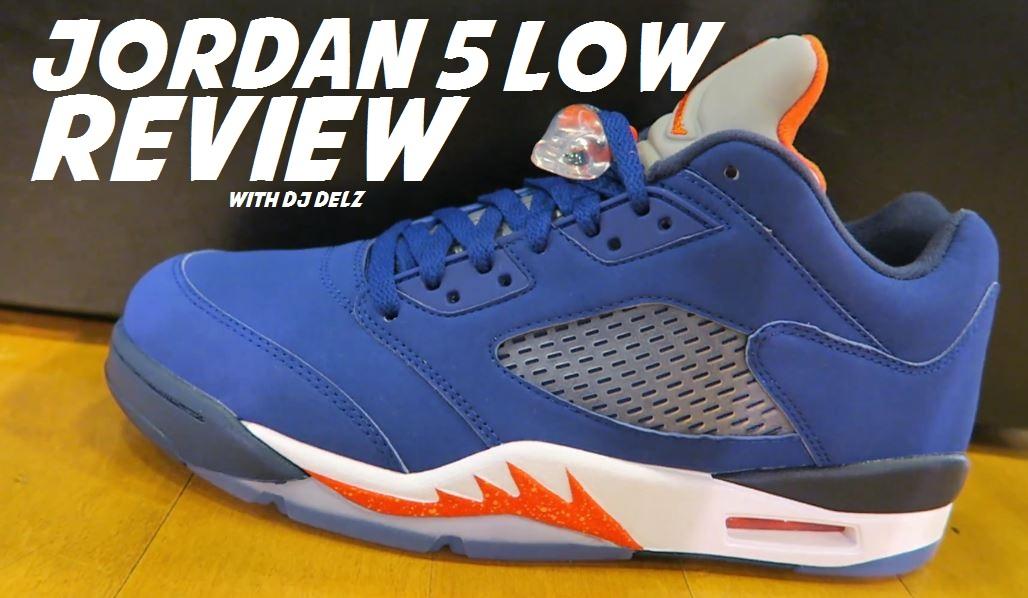 055bd7e9d356aa THE SNEAKER ADDICT  Air Jordan 5 Low
