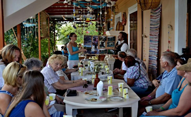 Cook with the locals and enjoy a delicious meal on Zakynthos Island!