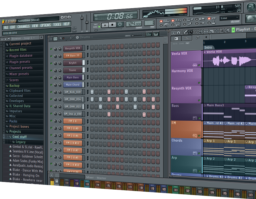 fl studio 11 crack reg key
