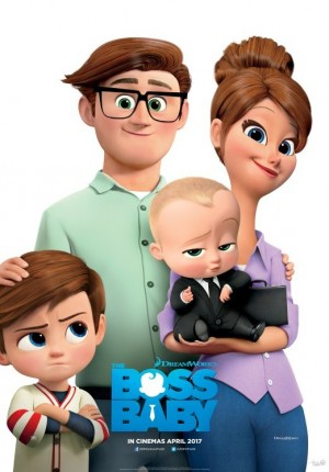 Mike's Movie Moments: The Boss Baby - Another Lovely Cute