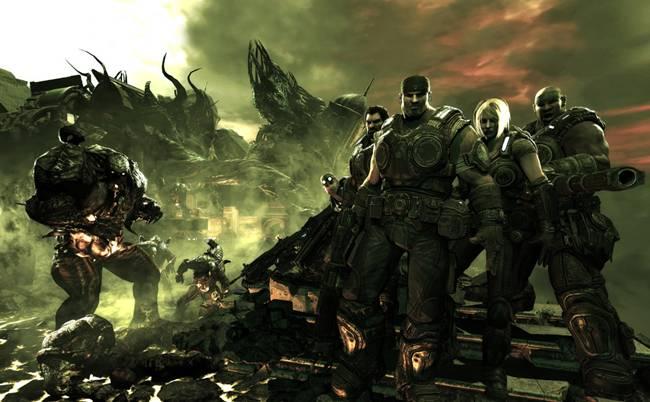 Gears Of War 3 Xbox 360 Español Region Free XGD3