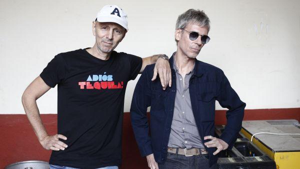 El grupo Tequila (Alejo Stivel y Ariel Rot) presenta el concierto con el que se despiden de los escenarios