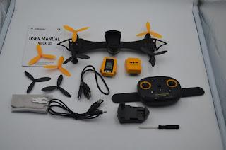 Spesifikasi Drone Cheerson CX70 - OmahDrones