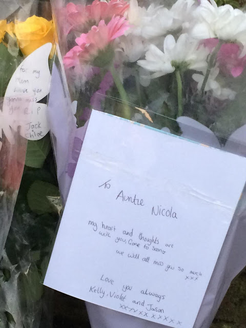 Mum-of-two Nicola Woodman, 39, killed by stab wound to chest on Christmas Day - James Hutchinson, 42, charged with murder