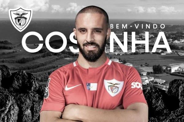 Oficial: Santa Clara, llega Costinha hasta 2023