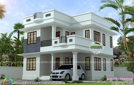 neat simple small house plan kerala home design floor plans modern house plans designs ideas ark