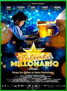 Talento millonario (2017) | DVDRip Latino HD GDrive 1 Link