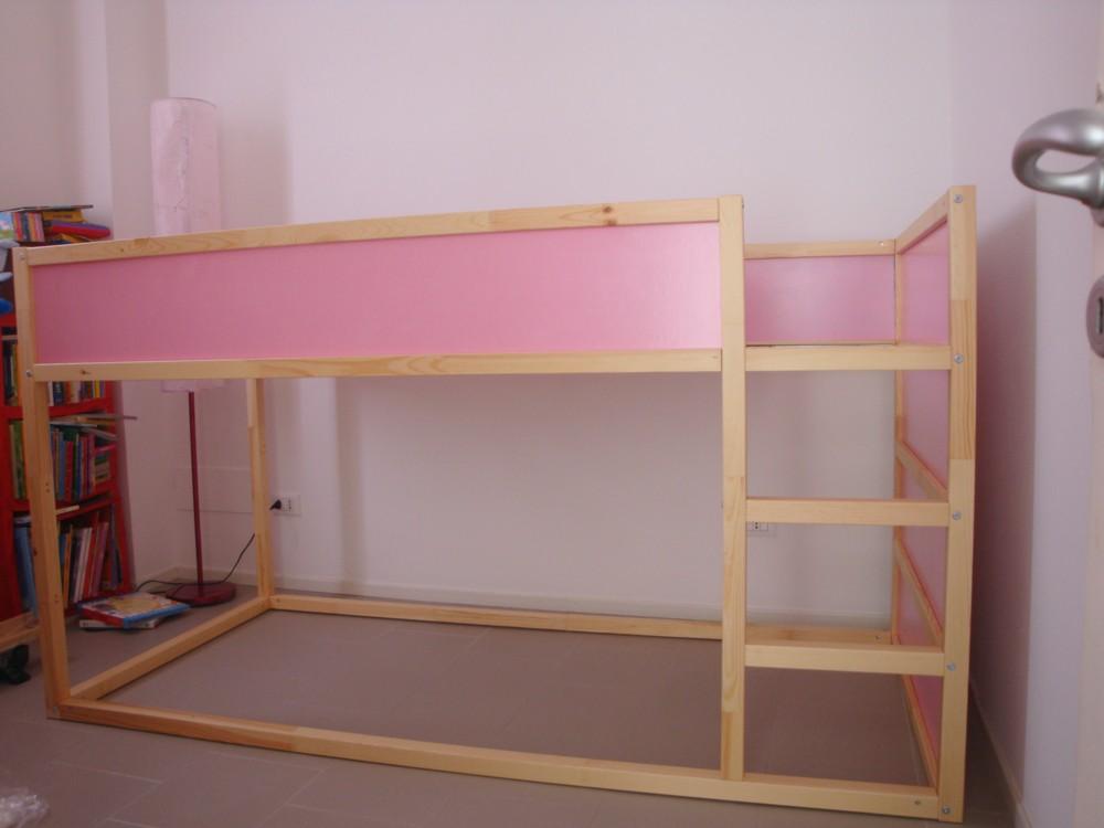 Letto A Castello Principesse.A Creative Anna Diy A Castle Bunk Bed Letto A Castello