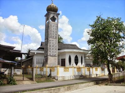 Masjid Mukim Aur Gading