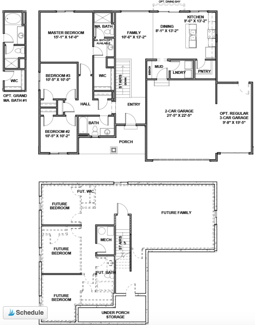Our Ada Home Plans For New Build