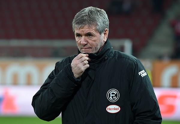 Oficial: El Fortuna Düsseldorf destituye a Funkel