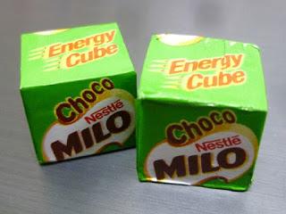 MILO CUBES ORIGINAL MURAH 100 PCS
