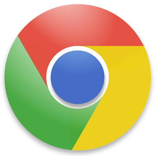 Logo Google Chrome Created With Pure CSS3