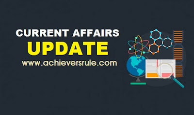 Current Affairs Updates - 8th November