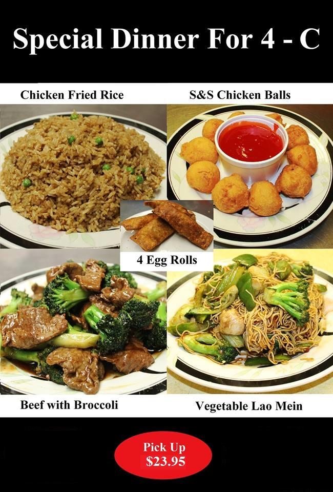 Chinese Food Niagara Falls