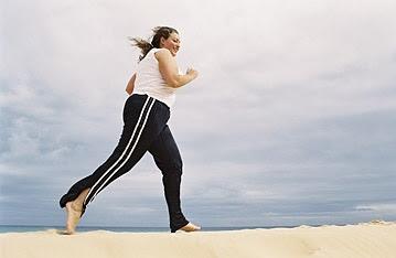 faire de l'exercice lorsque vous êtes en surpoids