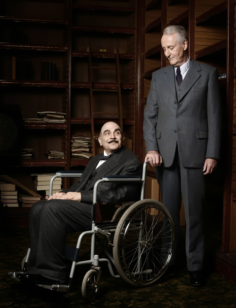 Investigating Agatha Christie's Poirot Episode By Episode