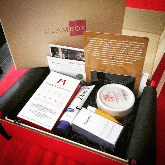 March Glambox Middle East (1st subscription)