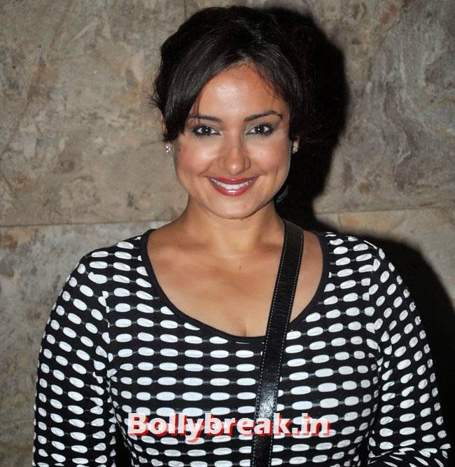 Divya Dutta, Maryam Zakaria at Special Screening ofHawaa Hawaai at Lightbox