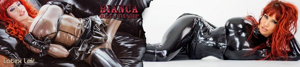 Sex galleries and videos of the busty fetish sex model Bianca Beauchamp