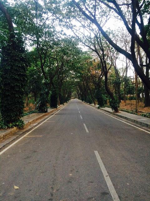 Visit Bangalore IIMB