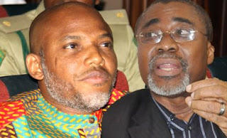 BIAFRA: SENATOR ABARIBE SEEKS N10M FROM ARMY OVER KANU'S DISAPPEARANCE