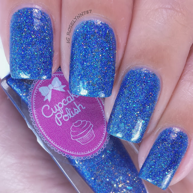 Cupcake Polish - Menorah-ty Opinion
