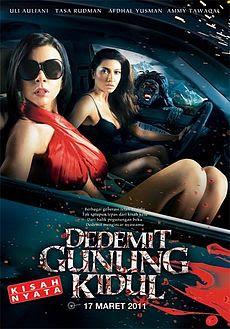 Film Dedemit Gunung Kidul (2011)