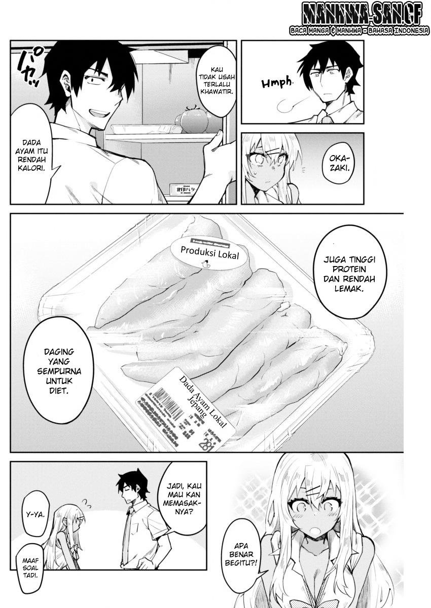 Manga Gal Gohan Chapter 6 Bahasa Indonesia